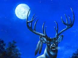 Luck under the Buck Moon