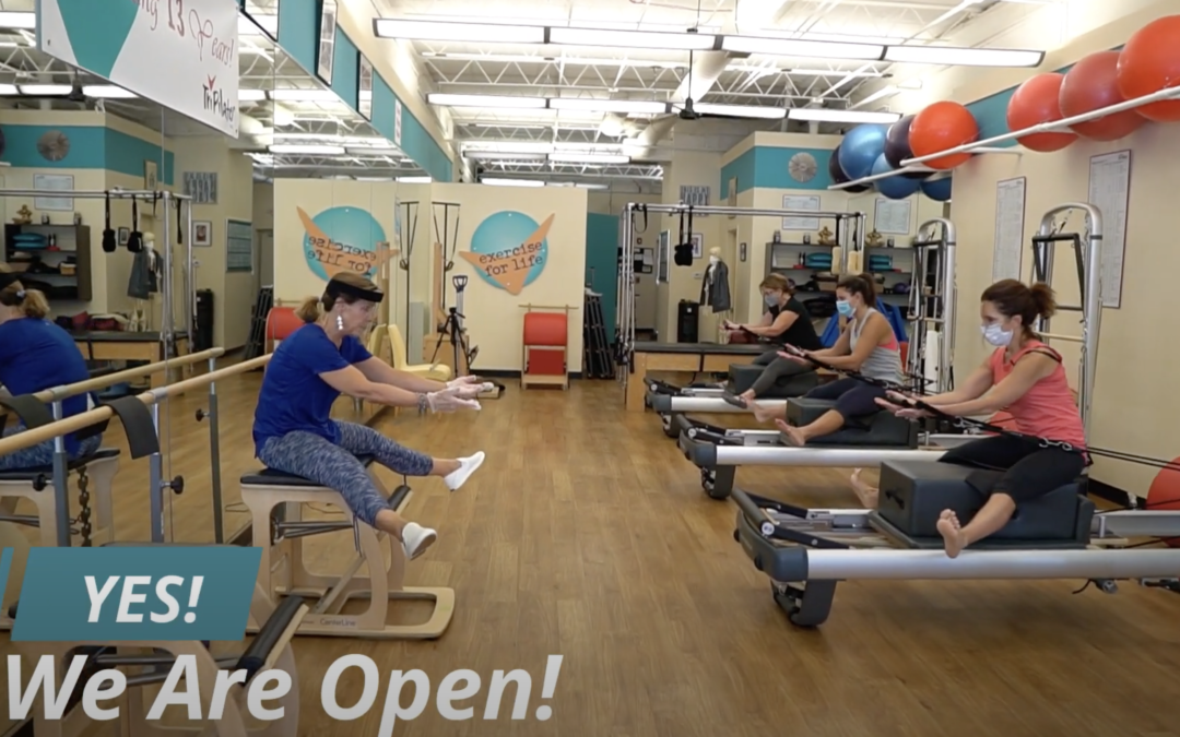 TriPilates: Go With the Flow!
